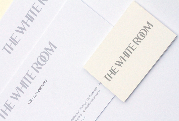 The White Room - Stationery Suite